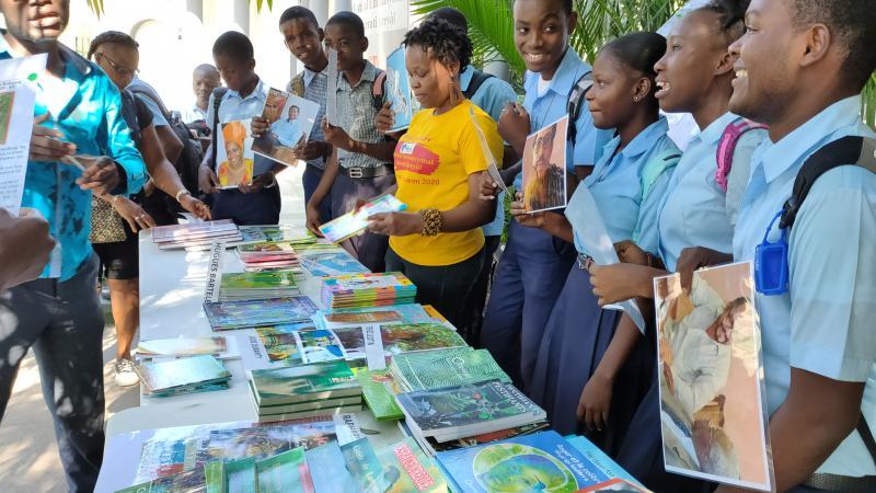 """Bilan du """"Festival Entènasyonal Litérati Kréyol"""" (02-06 décembre) en Haïti"""