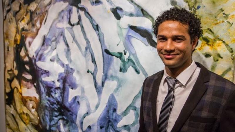 Christopher Babet met à l'honneur la bouillonnante beauté du créolisme