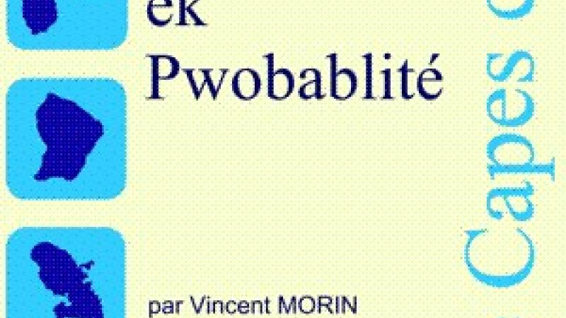 Estatistik ek Pwobabilité