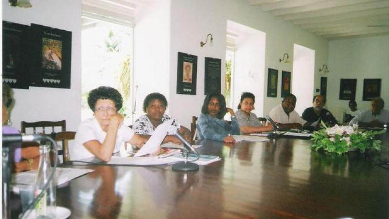 Le « Festival Kréol » des Seychelles
