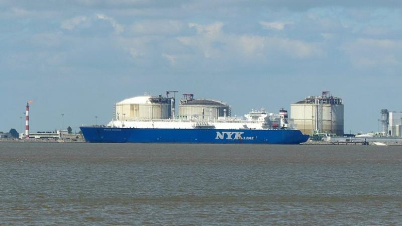 Le gaz de schiste américain arrive discrètement en France