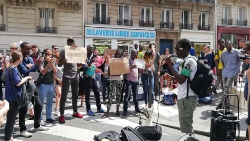 Gilets Noirs. Une répression d'une violence inouïe