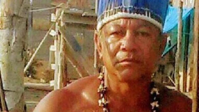 Un chef indigène a été assassiné au Brésil