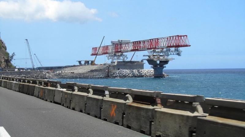 La Réunion renonce à finir l'absurde « nouvelle route du littoral »