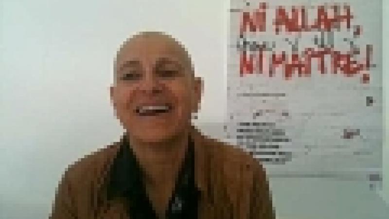 NADIA EL FANI : « ON S'EST MIS DEBOUT, PAS QUESTION D'ÊTRE À GENOUX »