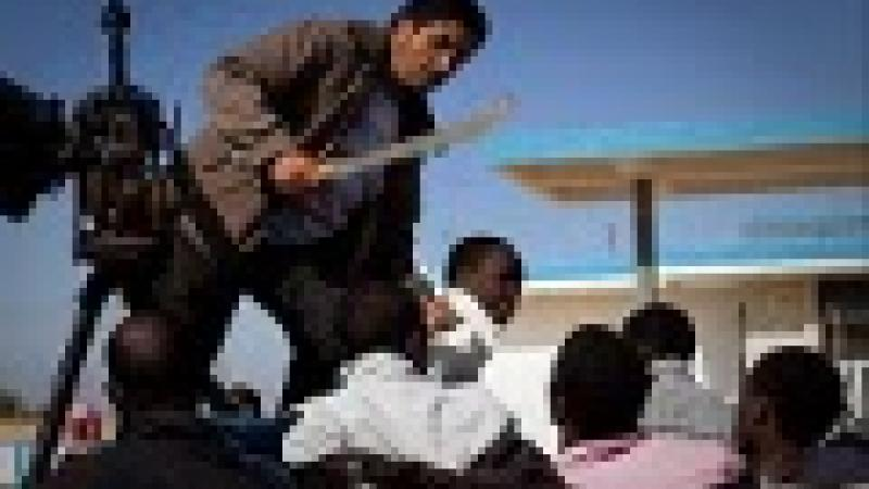 NETTOYAGE ETHNIQUE DES LIBYENS NOIRS