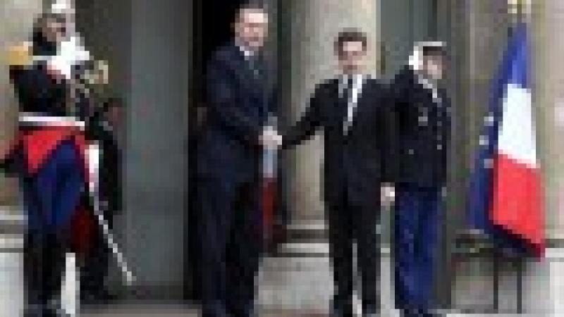 """ERDOGAN ACCUSE PARIS DE """"GENOCIDE"""", SARKOZY DEMANDE LE """"RESPECT"""""""