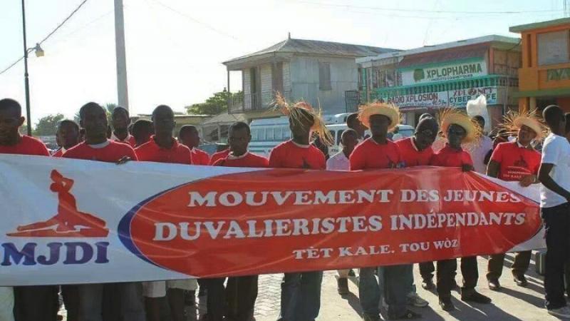 LE RETOUR DU DUVALIERISME EN HAÏTI  SOUS LE MANTEAU DE LA « RÉCONCILIATION NATIONALE »