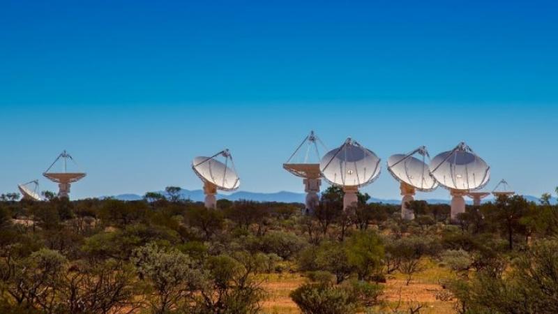 Le télescope ASKAP détecte des structures circulaires d'ondes radio d'origine inconnue