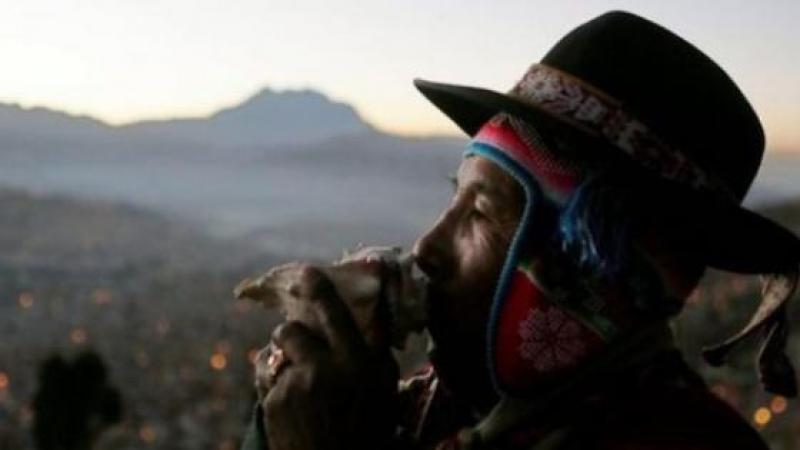 BOLIVIA'S EVO MORALES WANTS INDIGENOUS CALENDAR TO REPLACE GREGORIAN