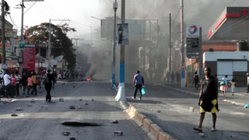 Le FMI met le feu en Haïti, en Guinée, en Égypte…