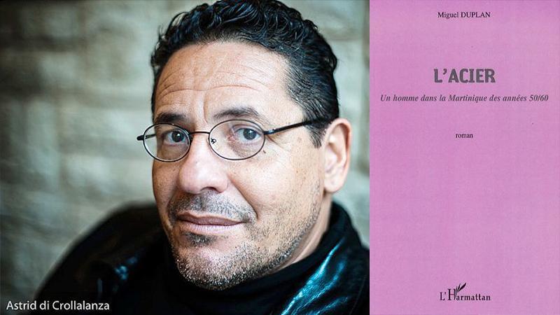 Miguel Duplan, prix Carbet de la Caraïbe