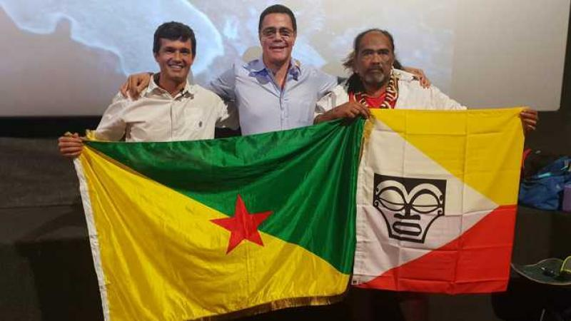 Îles Marquises - Guyane : Même Combat !
