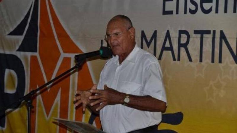 """Raphaël Bordelais : """"Il faut savoir que c'est Alfred Marie-Jeanne qui a bloqué la Martinique le 05 février 2009  !"""""""