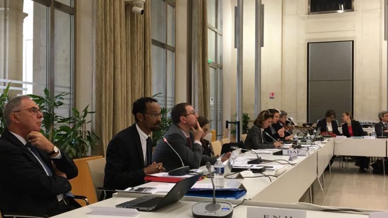 CTM : LES MARINS-PECHEURS DU COPEM RENDENT HOMMAGE AU TRAVAIL DE LOUIS BOUTRIN