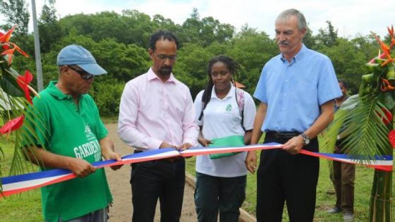 Le Président du Parc Naturel Régional de la Martinique répond au syndicat CDMT