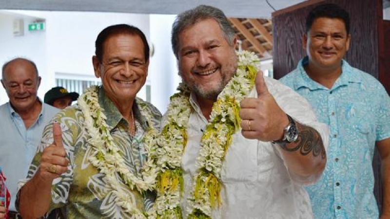 Quand Moethai Brotherson, député polynésien, les met au pied du mur