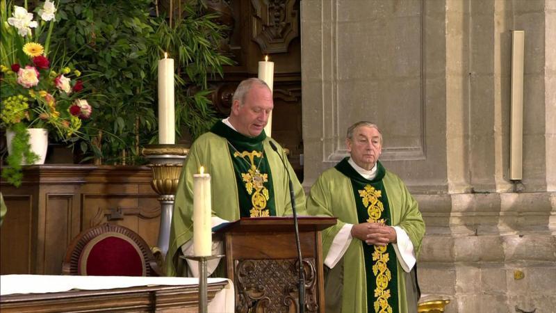 """""""Femmes, soyez soumises à votre homme"""": la messe dominicale soulève un tollé en Flandre"""