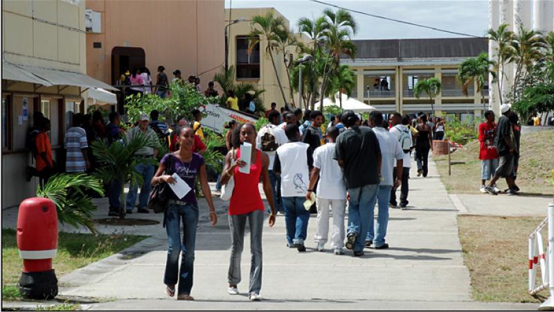 """Université des Antilles : le culte martiniquais de la """"Motion"""""""