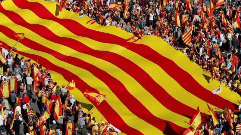 Pour la Libération des prisonniers politiques catalans