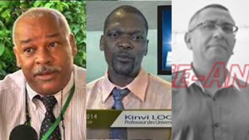 """Selon """"Martinique 1è"""" : l'interdiction d'accès à l'Université des Antilles prolongée pour le trio du CEREGMIA"""