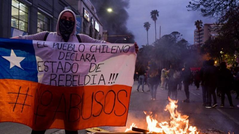 Pour apporter de l'aide aux emprisonnés du Chili