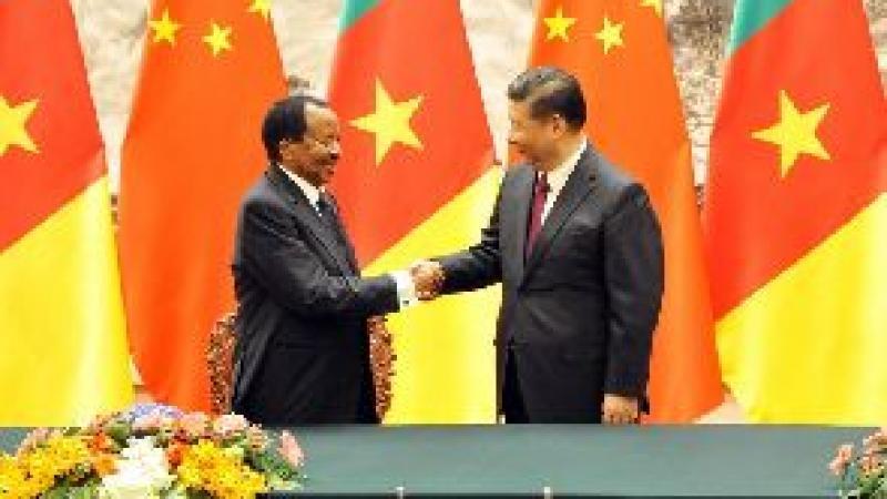 La Chine annule totalement la dette du Cameroun de 3000 milliards