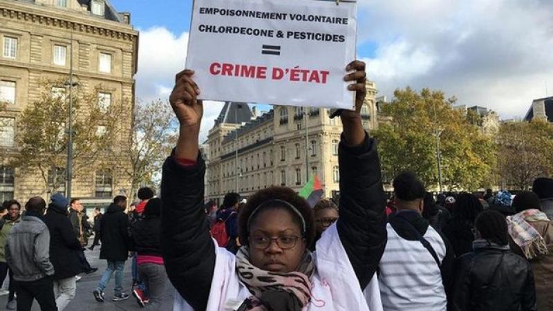 Chlordécone, « Prescription », Menace de Non Lieu,  Violences policières meurtrières, Répression: En France l'EMIGRATION se remobilise.