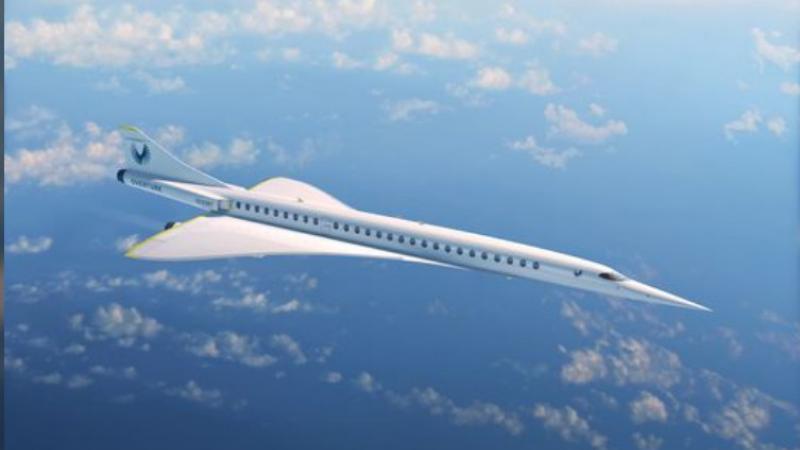 XB-1, l'héritier du mythique Concorde, doit être présenté le 7 octobre