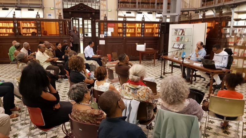 """""""Frantz Fanon. L'Insurrection de l'âme"""" présenté à la Bibliothèque Schoelcher"""