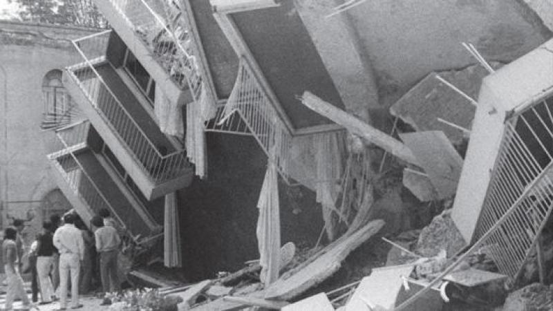 ÉCRIRE l'histoire des catastrophes