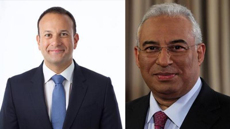 Deux premiers ministres d'origine indienne en Europe