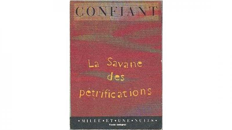 La Savane des pétrifications, Raphaël Confiant