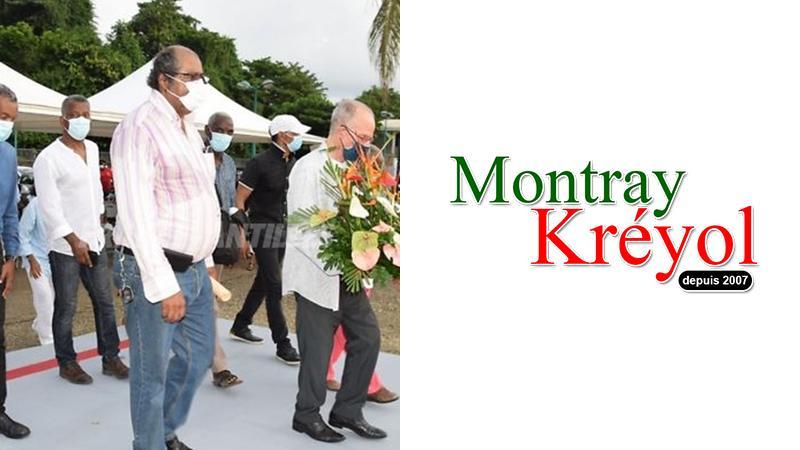 "Michel Michalon : ""Pa ni pasé lanmen ! Je soutiens Montray Kréyol sans réserves"""