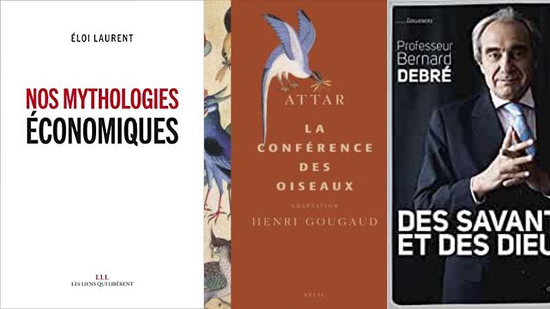 Daniel Boukman : mes 3 livres de l'année 2020