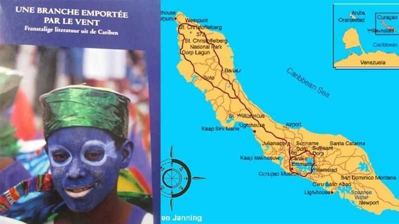 Une branche emportée par le vent / Franstalige literatuur uit de Cariben »