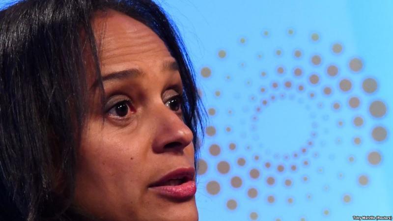 Isabel dos Santos accusée de détournements de fonds du pétrole en Angola