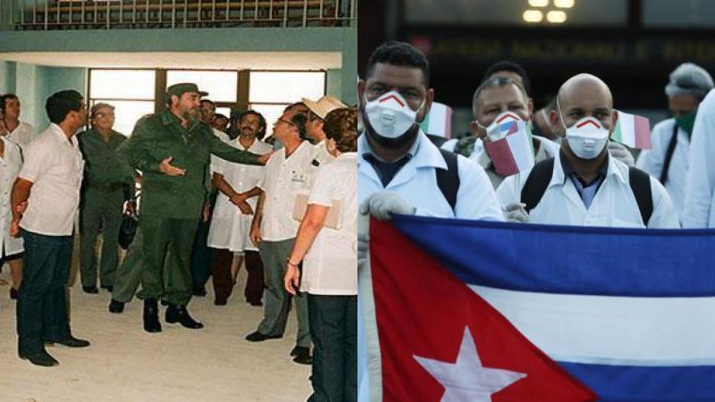 Coronavirus : il nous faut des Cubains !