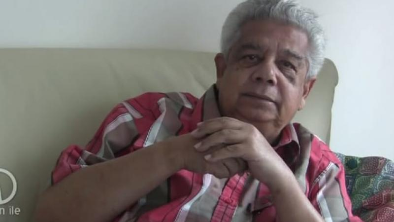 Le poète et diplomate mauricien Edouard Maunick est mort