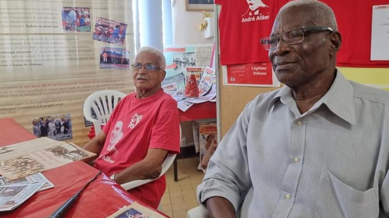 Communiqué de presse du Parti Communiste Martiniquais sur la situation sanitaire