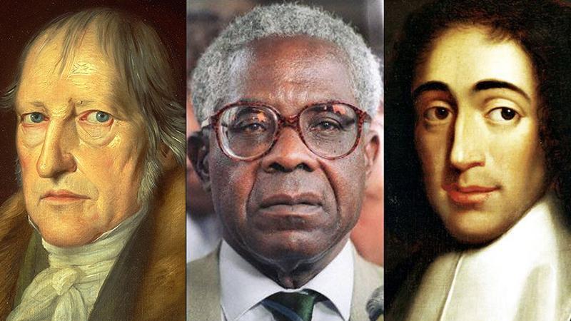 Aimé Césaire et la philosophie : trop de Hegel… pas assez de Spinoza !