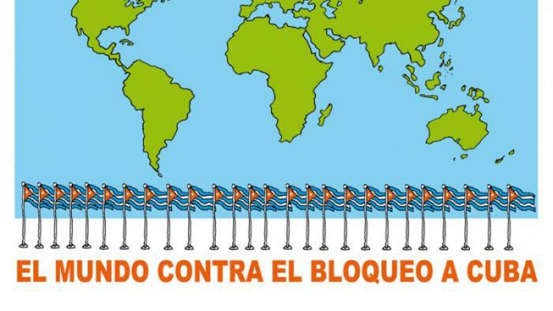 En direct : 187 votes en faveur de Cuba mettent à mal les États-Unis devant le monde