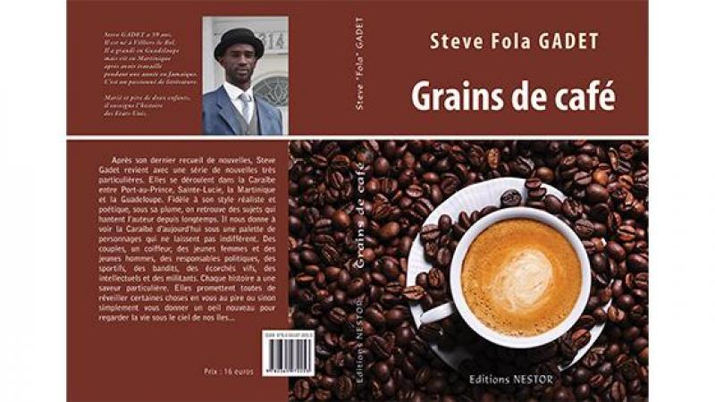 """GRAINS DE CAFE"" DE STEEVE FOLA GADET"