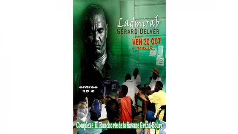 Nouveau spectacle « Robert Ladmirab »