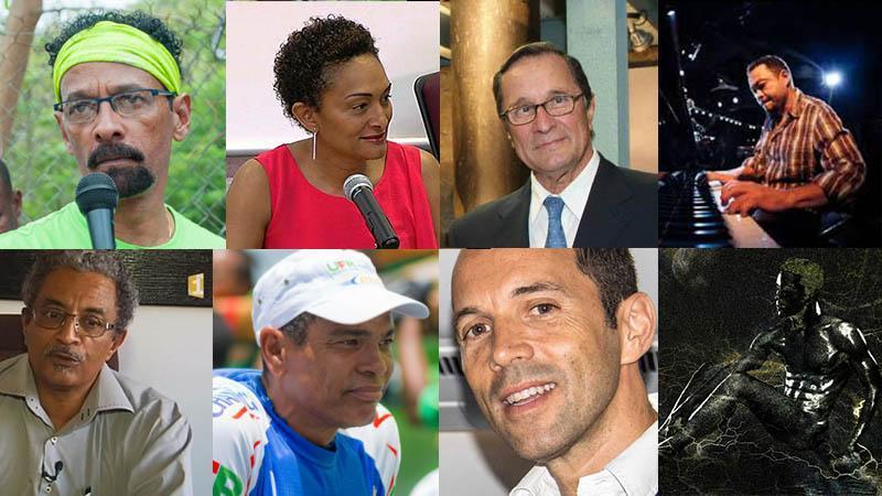 Les personnalités de l'année 2018 en Martinique