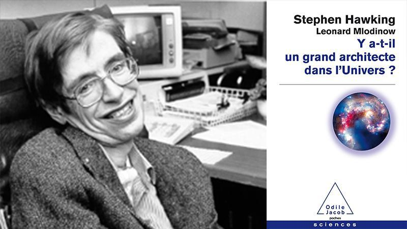 Quand Stephen Hawking interrogeait le sens de l'Univers...