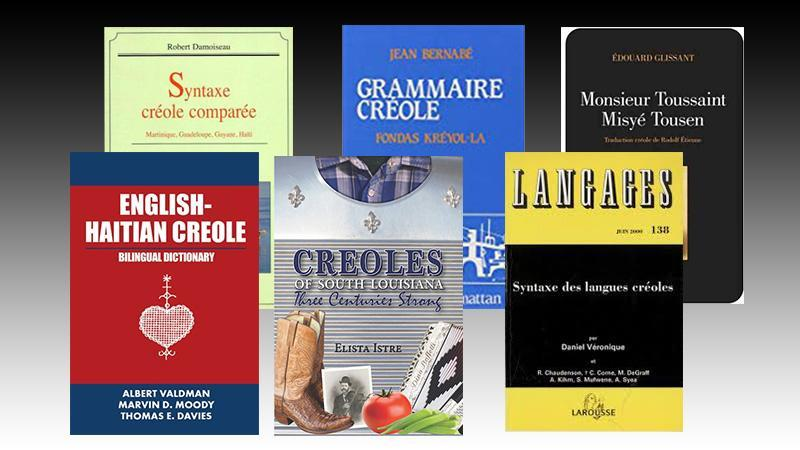 Les grandes dates de la langue créole (version n° 4)