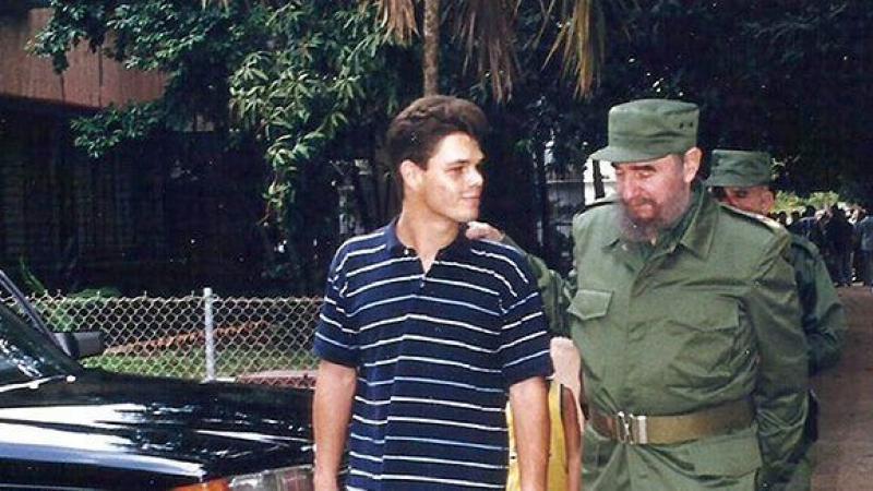 Yo no sé lo que es vivir sin Fidel