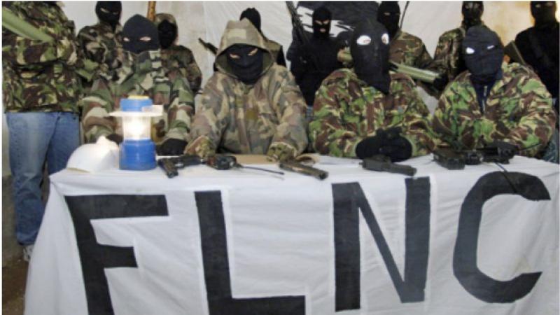 """LE FLNC MENACE LES """"ISLAMISTES RADICAUX"""" DE DAESH EN CAS D'ATTAQUE"""