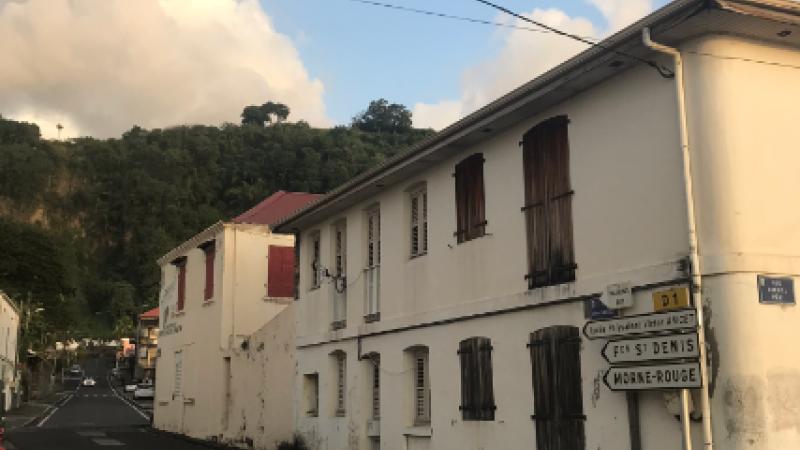 Fonds-Saint-Denis, Martinique